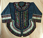 Vintage Chinese Yi Ethnic Minority young womans Jacket