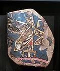 AN ANCIENT EGYPTIAN CARTONNAGE