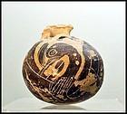 AN ANCIENT CORINTHIAN ARYBALLOS