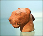 "AN ANCIENT GREEK ""PLASTIC"" ARYBALLOS"