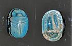 A FINE ANCIENT EGYPTIAN NEW KINGDOM SCARAB