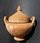 AN ANCIENT GREEK LEBES GAMIKOS