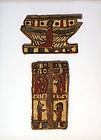 AN ANCIENT EGYPTIAN CARTONNAGE ENSEMBLE