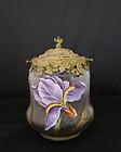 Moser/Mt. Joye Biscuit Jar