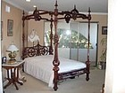 Alexander Roux Four Poster Bed