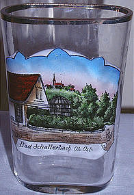 Spa Glass