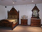 American Victorian Renaissance Revival Bedroom Set