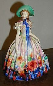 Royal Doulton Figurine  Easter Day HN2039