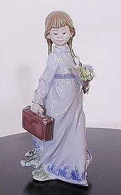 "Lladro ""School Days"" Collector's Limited Edition"
