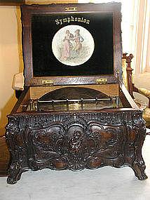 Symphonion Rococo Music Box