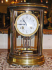 Tiffany & Co. Crystal Regulator Clock