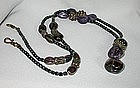MAYA AMETHYST PENDANT NECKLACE