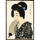 Ito Shinui Bijin Woodblock Print