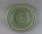 A Yuan To Early Ming Dynasty Longquan Celadon Dish