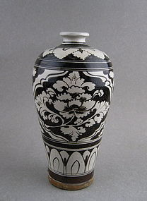 A Definitely Rare 15th-16th Century Cizhou Meiping