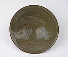 A Very Rare Song Dynasty Yaozhou Celadon Bowl