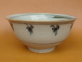 Early Ming Blue & White Bowl