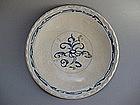 Annamese Blue & White Dish