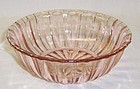 Hocking Pink FORTUNE 5 1/4 Inch CEREAL BOWL