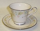Noritake Ivory China 7150 BLOSSOM TIME CUP and SAUCER