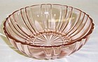 Hocking Pink OLD CAFE 5 1/2 Inch CEREAL BOWL