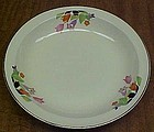 Hall China CROCUS 8 1/4 Inch Flat SOUP BOWL