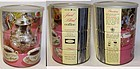 Hall China AUTUMN LEAF JEWEL T 2 Lb COFFEE TIN