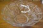 Fostoria Crystal NAVARRE 12 Inch Large CONSOLE BOWL