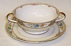 Muller Paul BAVARIA The CHESTER Cream SOUP BOWL w/LINER