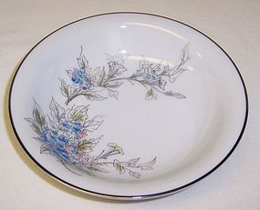 Noritake China Japan Pattern 5520 5 1/2 Inch FRUIT BOWL