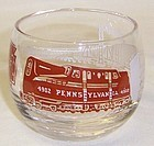 PENNSYLVANIA RAILROAD 4902 2 1/2 ROLY POLY TUMBLER