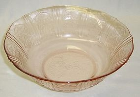 MacBeth Evans Pink AMERICAN SWEETHEART 8 1/2 In BOWL