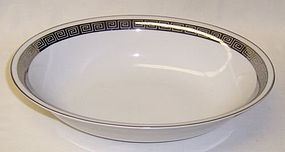 Harmony House ROMAIC 10 Inch OVAL Vegetable BOWL