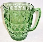 Jeannette Green WINDSOR DIAMOND Water PITCHER