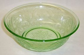 Indiana Green No. 612 HORSESHOE 7 1/4 Inch BOWL