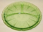 Jeannette Green CHERRY BLOSSOM 9 1/4 Inch GRILL PLATE