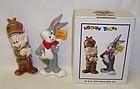 Looney Tunes 1993 ELMER FUDD-BUGS BUNNY Salt and Pepper