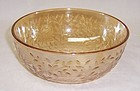 Jeannette FLORAGOLD LOUISA 5 1/4 Inch CEREAL BOWL
