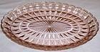 Jeannette Pink WINDSOR DIAMOND 11 1/2 Inch OVAL PLATTER