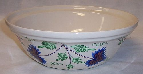 The Simpsons Ltd Pfaltzgraff GREENFIELD VILLAGE 8 1/2 Inch ROUND BOWL