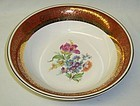 Harker China DRESDEN DUCHESS 8 1/2 Inch ROUND BOWL