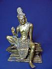 Bronze statue of Avalokiteshvara, Tibet