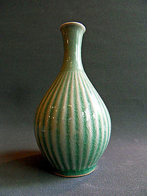 Small Korean celadon vase