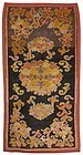 Old Tibetan / Chinese Khaden Rug.