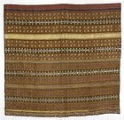 Antique Indonesian Ceremonial Tapis Sarong, Sumatra.