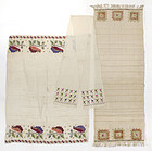 Lot of 3 Embroidery Textiles, Ottoman and Crimean Tatar