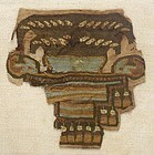 Pre-Columbian Tapestry Textile Fragment, #5