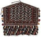 Old Turkmen Yomut Camel Hanging Asmalyk, 1st H. 20th C.