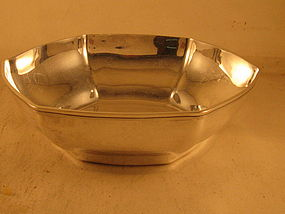 Bowl by Tiffany, first quarter 20th century