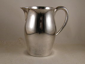 Water pitcher by Gebelein
